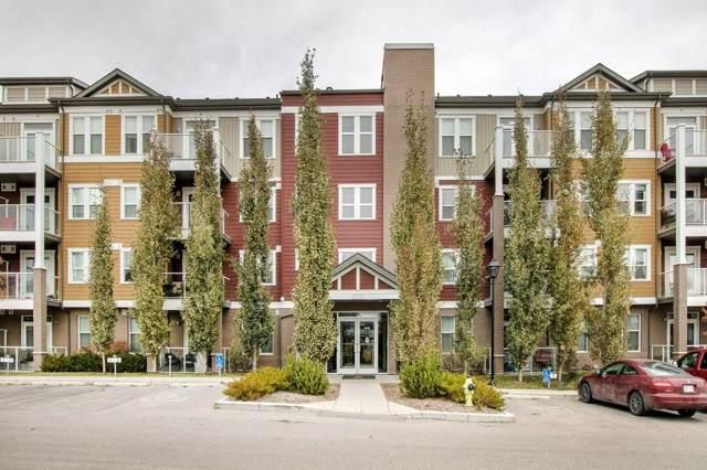 2300 Evanston Square NW #407, Calgary, AB T3P 0G8 (#C4273000) :: Redline Real Estate Group Inc