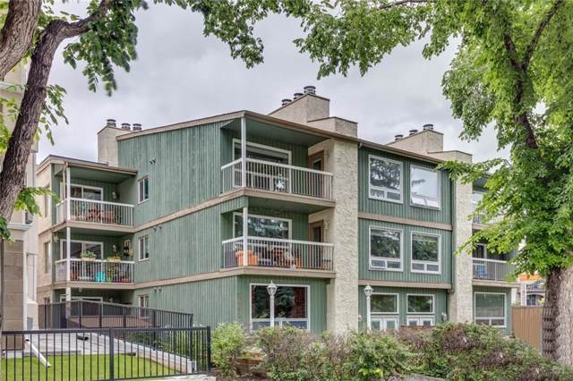 3402 Parkdale Boulevard NW #3, Calgary, AB T2N 3T4 (#C4273002) :: Redline Real Estate Group Inc