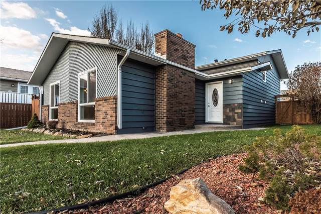 905 8th Street SE, High River, AB T1V 1K6 (#C4273005) :: Virtu Real Estate