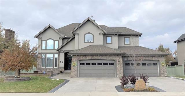 43 Wentworth Mount SW, Calgary, AB T3H 0E2 (#C4273013) :: Virtu Real Estate