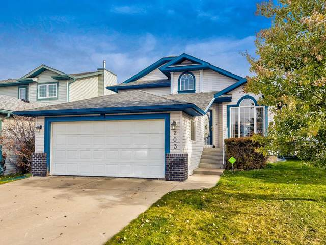 203 Woodside Crescent NW, Airdrie, AB T4B 2K3 (#C4273021) :: Calgary Homefinders
