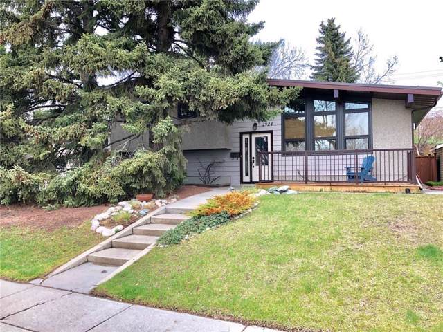 2924 Conrad Drive NW, Calgary, AB T2L 1B4 (#C4273022) :: Redline Real Estate Group Inc
