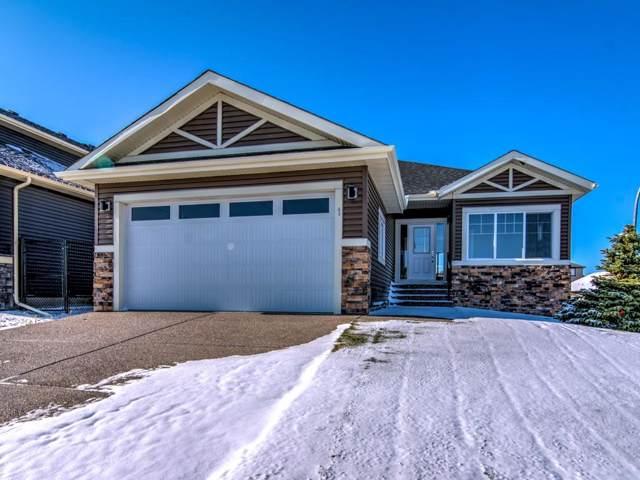 1 Lakes Estates Circle, Strathmore, AB T1P 1K3 (#C4273032) :: Calgary Homefinders