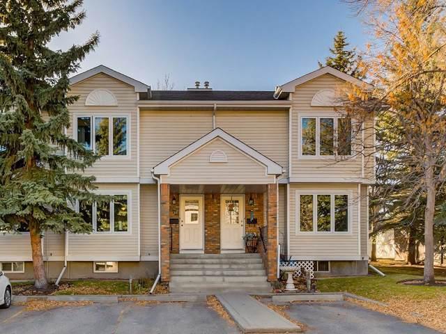 3910 19 Avenue SW #27, Calgary, AB T3E 7E7 (#C4273036) :: Virtu Real Estate