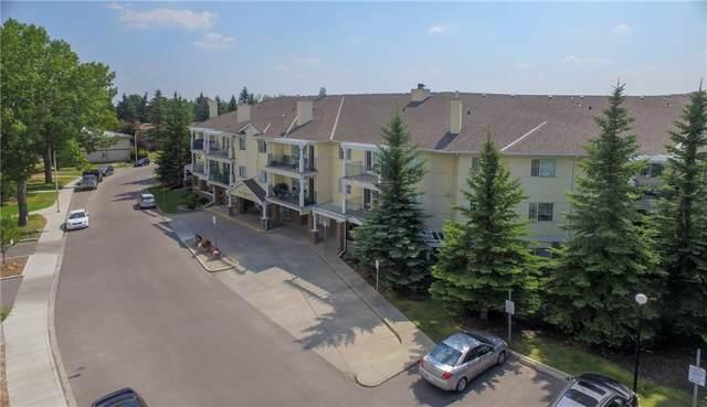 2144 Paliswood Road SW #103, Calgary, AB T2V 5K2 (#C4273051) :: Redline Real Estate Group Inc
