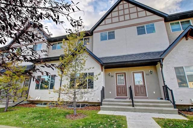 96 Cimarron Vista Garden(S), Okotoks, AB T1S 0G3 (#C4273056) :: Redline Real Estate Group Inc