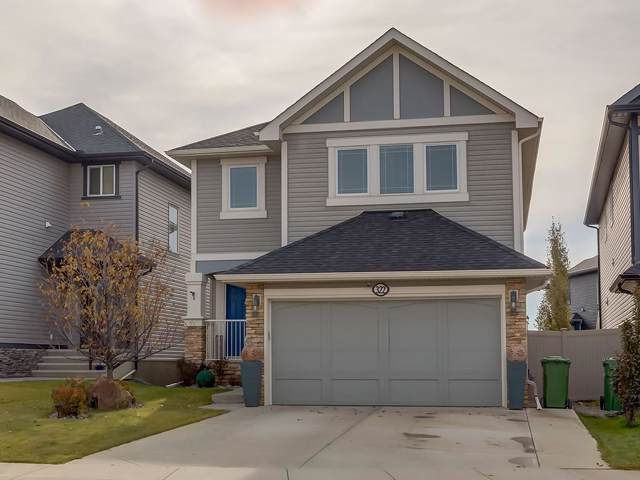 322 Kingsbury View SE, Airdrie, AB T4A 0E7 (#C4273077) :: Redline Real Estate Group Inc