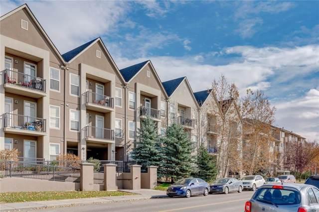 15304 Bannister Road SE #210, Calgary, AB T2V 4T5 (#C4273086) :: Calgary Homefinders