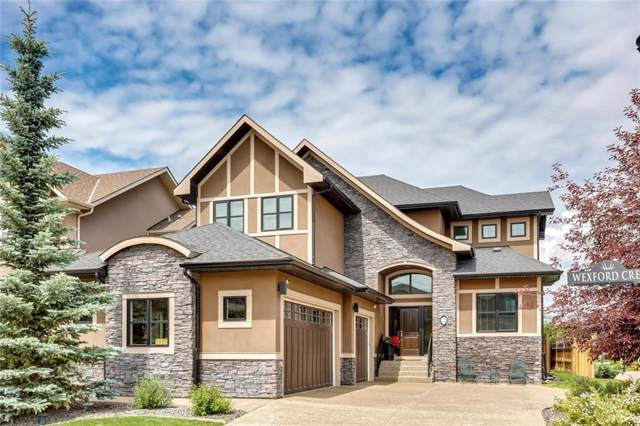 2 Wexford Crescent SW, Calgary, AB T3H 0G9 (#C4273096) :: Virtu Real Estate
