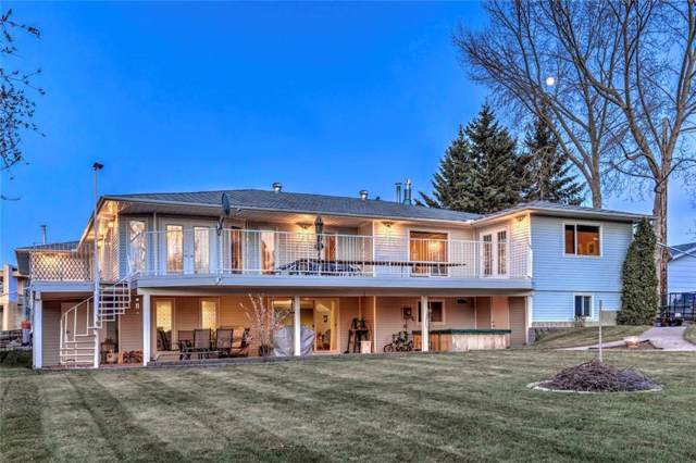 873 East Lakeview Road, Chestermere, AB T1X 1B1 (#C4273102) :: Redline Real Estate Group Inc