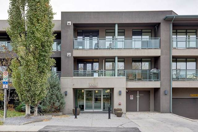 4108 Stanley Road SW #108, Calgary, AB T2S 2P4 (#C4273110) :: Redline Real Estate Group Inc
