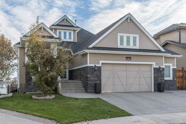 38 Auburn Sound Place SE, Calgary, AB T3L 0C3 (#C4273125) :: The Cliff Stevenson Group