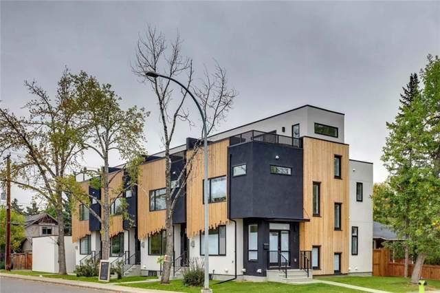 5020 17 Street SW, Calgary, AB T2T 6X2 (#C4273126) :: Virtu Real Estate