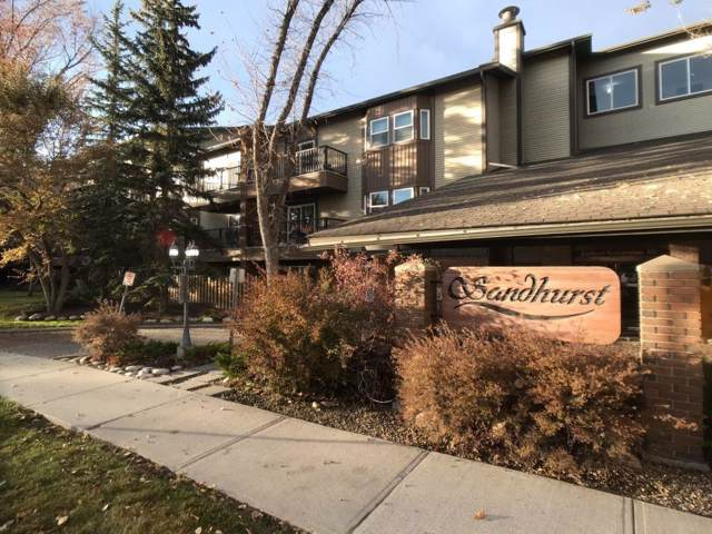 550 Westwood Drive SW #423, Calgary, AB T3C 3T9 (#C4273133) :: Redline Real Estate Group Inc