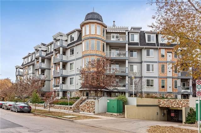 2419 Erlton Road SW #304, Calgary, AB T2S 3B8 (#C4273140) :: The Cliff Stevenson Group