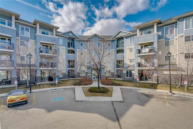 108 Country Village Circle NE #112, Calgary, AB T3K 0E3 (#C4273146) :: Calgary Homefinders