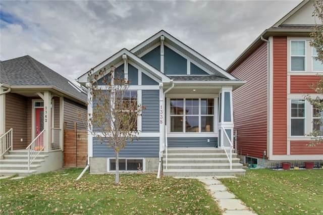 1338 New Brighton Park SE, Calgary, AB T2Z 0Y2 (#C4273149) :: The Cliff Stevenson Group