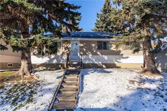 4819 Greenview Drive NE, Calgary, AB T2E 5R5 (#C4273150) :: Redline Real Estate Group Inc