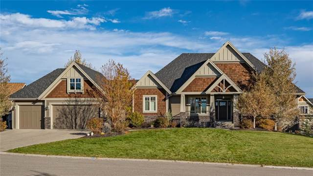 276 October Gold Way, Rural Rocky View County, AB T2Z 1X1 (#C4273153) :: Calgary Homefinders