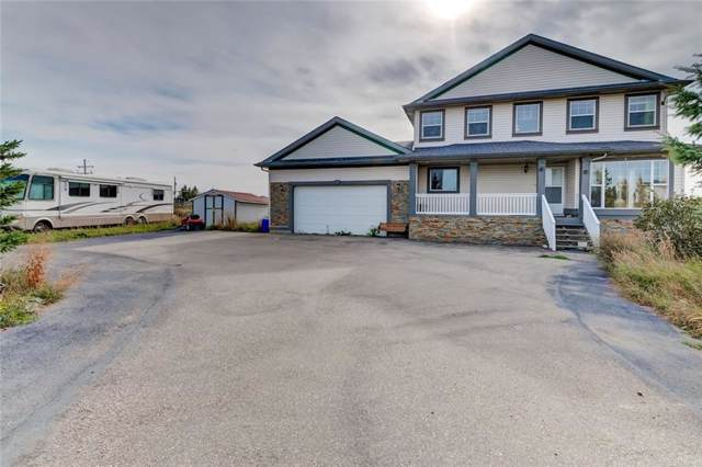 240076 Paradise Meadow Drive, Chestermere, AB T1X 0M8 (#C4273158) :: Redline Real Estate Group Inc