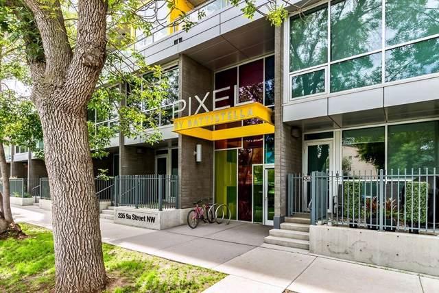 235 9A Street NW #101, Calgary, AB T2N 4H7 (#C4273166) :: Virtu Real Estate