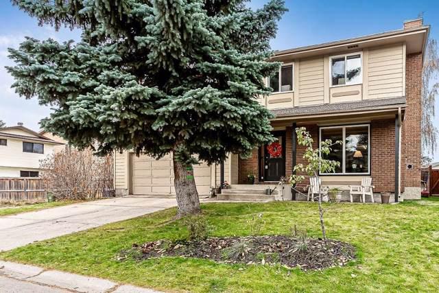 472 Woodglen Place SW, Calgary, AB T2W 4P4 (#C4273177) :: Redline Real Estate Group Inc