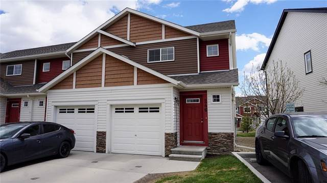 246 Pantego Lane NW, Calgary, AB T3K 0T1 (#C4273182) :: Redline Real Estate Group Inc