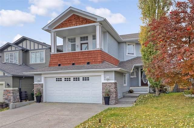 100 Hidden Creek Circle NW, Calgary, AB T3A 6J3 (#C4273189) :: Redline Real Estate Group Inc