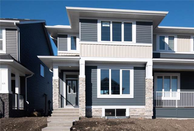 72 Red Embers Common NE, Calgary, AB T3N 1L1 (#C4273197) :: Calgary Homefinders