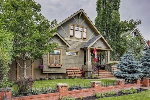 1815 7 Street SW, Calgary, AB T2T 2W8 (#C4273209) :: Calgary Homefinders