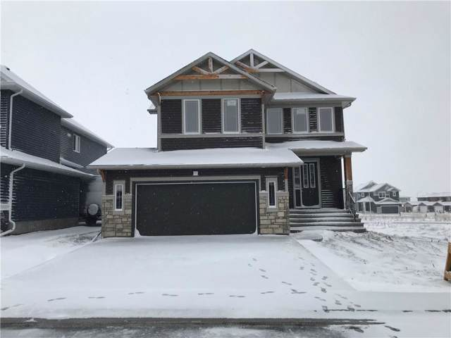 1531 Ravensmoor Way SE, Airdrie, AB T4A 0V9 (#C4273228) :: Canmore & Banff