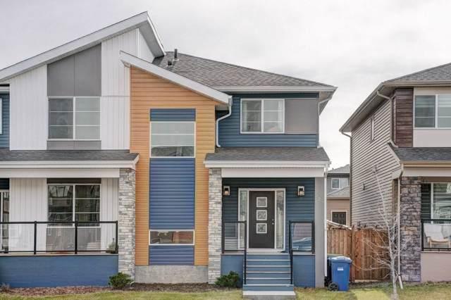 227 Cornerstone Avenue NE, Calgary, AB T3N 1H5 (#C4273231) :: Virtu Real Estate