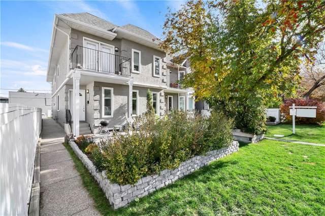 3510 14A Street SW #1, Calgary, AB T2T 3W4 (#C4273250) :: Virtu Real Estate