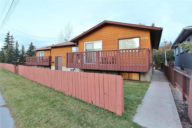 4636 77 Street NW, Calgary, AB T3B 1V2 (#C4273254) :: Calgary Homefinders