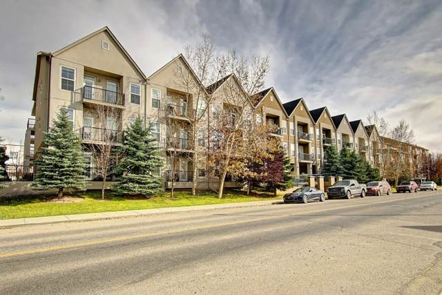 15304 Bannister Road SE #315, Calgary, AB T2X 1Z6 (#C4273257) :: The Cliff Stevenson Group