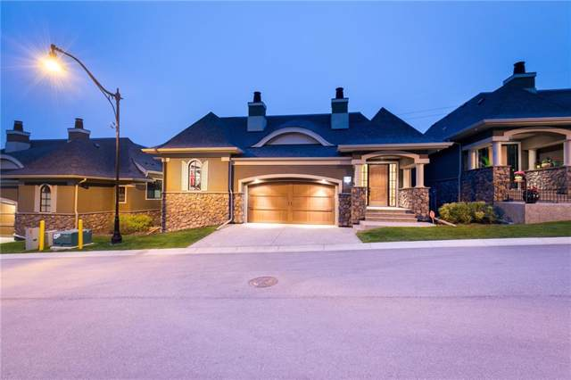 347 Tuscany Estates Rise NW #5, Calgary, AB T3L 0C8 (#C4273277) :: Calgary Homefinders