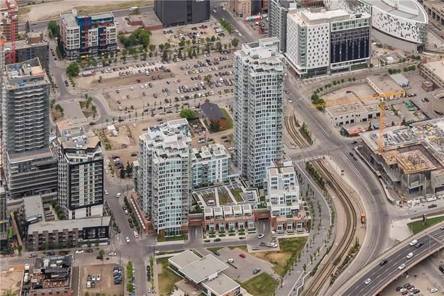 510 6 Avenue SE #3202, Calgary, AB T2G 1L7 (#C4273286) :: Redline Real Estate Group Inc