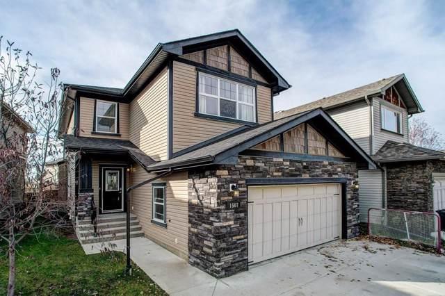 1507 Montgomery Close SE, High River, AB T1V 0B8 (#C4273296) :: Calgary Homefinders