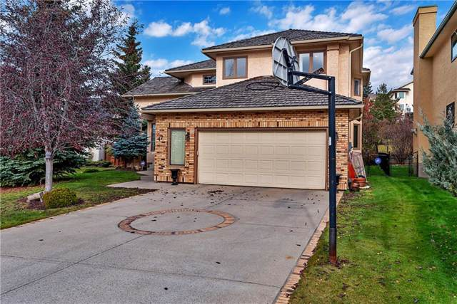 47 Edgeview Heights NW, Calgary, AB T3A 4W8 (#C4273306) :: Calgary Homefinders