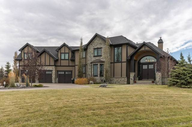 172 Grandview Way, Rural Rocky View County, AB T3Z 0A8 (#C4273309) :: Virtu Real Estate