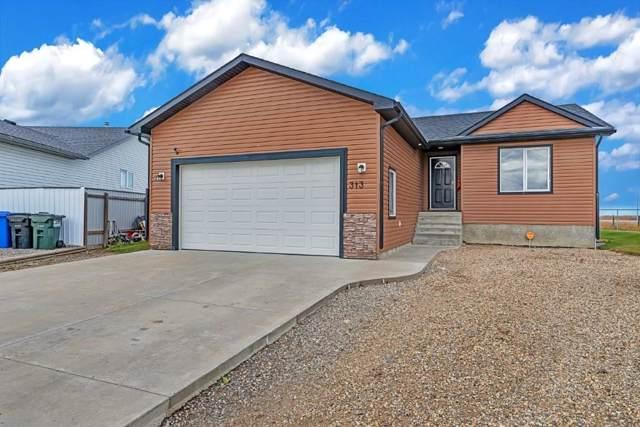 313 Morris Place, Didsbury, AB T0M 0W0 (#C4273317) :: Calgary Homefinders
