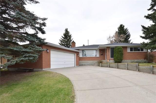 5419 Ladbrooke Drive SW, Calgary, AB T3E 5X9 (#C4273323) :: Calgary Homefinders