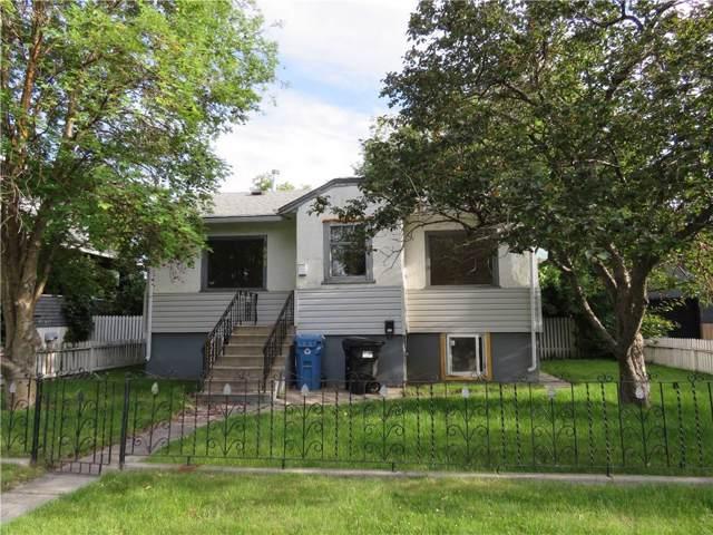 841 Mcpherson Road NE, Calgary, AB T2E 4Z6 (#C4273328) :: The Cliff Stevenson Group