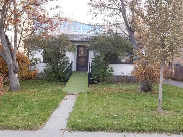 1221 17 Avenue NW, Calgary, AB T2M 0P9 (#C4273330) :: Canmore & Banff
