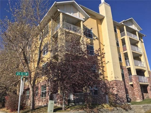 2212 34 Avenue SW #209, Calgary, AB T2T 2C6 (#C4273334) :: Virtu Real Estate