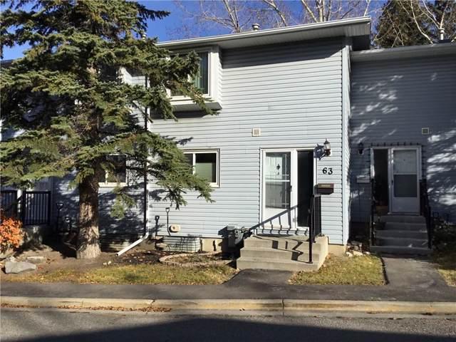 4810 40 Avenue SW #63, Calgary, AB T3E 1E5 (#C4273361) :: Calgary Homefinders