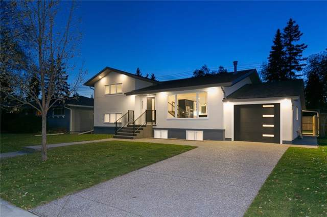 8607 7 Street SW, Calgary, AB T2V 1G8 (#C4273363) :: Canmore & Banff