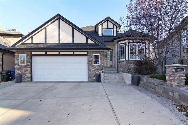 251 Valley Crest Rise NW, Calgary, AB T3B 5Y4 (#C4273380) :: Calgary Homefinders