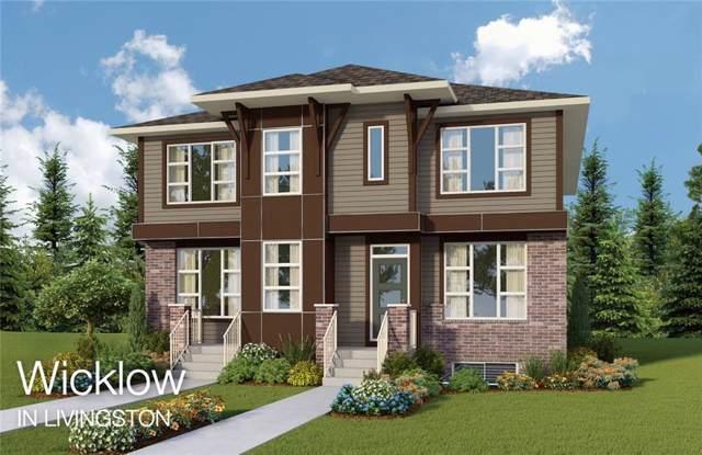 112 Livingston Parade NE, Calgary, AB T3P 0V6 (#C4273410) :: Redline Real Estate Group Inc