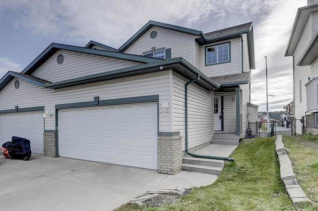 110 Bow Ridge Drive, Cochrane, AB T4C 1V4 (#C4273411) :: Redline Real Estate Group Inc